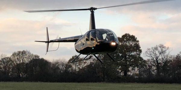 R44 heli